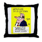 Rainmaker's Throw Pillow
