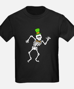 Dancing Skeleton T