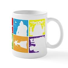 Saturday Morning Heroes & Mon Mug