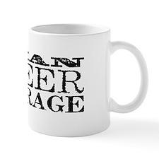 A Man, A Beer, A Garage Mug