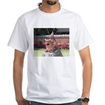 Ryukyu Shisa White T-Shirt