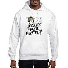 Battle Lung Cancer Jumper Hoody