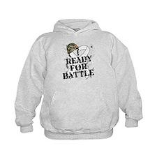 Battle Lung Cancer Hoody