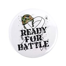 "Battle Lung Cancer 3.5"" Button"