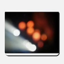 Lights, Camera, Action Mousepad