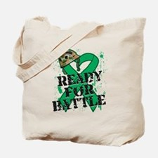Battle Liver Cancer Tote Bag