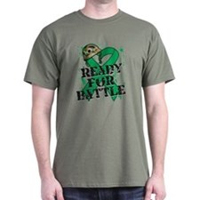 Battle Liver Cancer T-Shirt