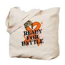 Battle Leukemia Tote Bag