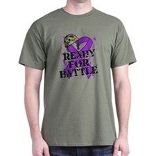 Battle Leiomyosarcoma T-Shirt