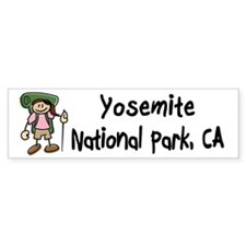 Yosemite National Park (Girl)