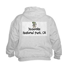 Yosemite National Park (Boy) Hoodie