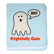Frightfully Cute baby blanket