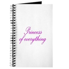 Princess of everything Journal