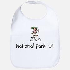 Zion National Park (Girl) Bib
