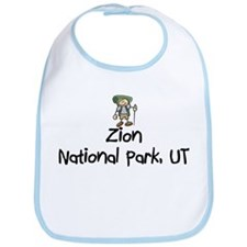 Zion National Park (Boy) Bib