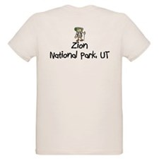 Zion National Park (Boy) T-Shirt