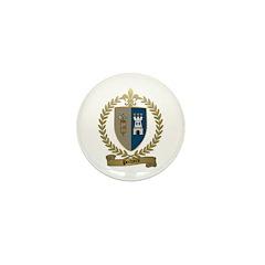 POTHIERS Family Crest Mini Button (10 pack)