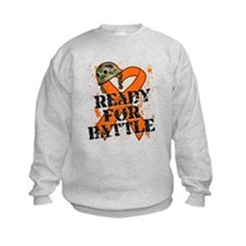 Battle Kidney Cancer Sweatshirt