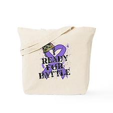 Battle Hodgkins Lymphoma Tote Bag