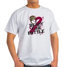 Battle Head and Neck Cancer T-Shirt