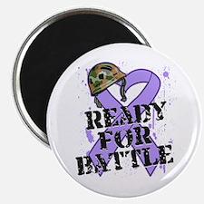 Battle General Cancer Magnet