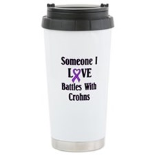 Crohns Travel Coffee Mug