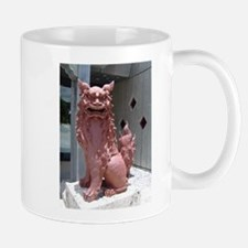 Red Shisa 2 Mug