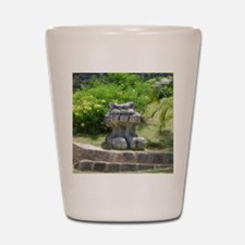 Churaumi Shisa Shot Glass
