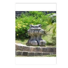 Churaumi Shisa Postcards (Package of 8)