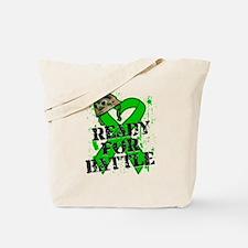 Battle Bile Duct Cancer Tote Bag