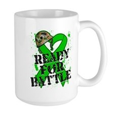 Battle Bile Duct Cancer Mug