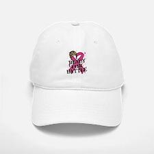 Battle Breast Cancer Baseball Baseball Cap