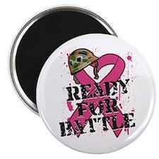 Battle Breast Cancer Magnet