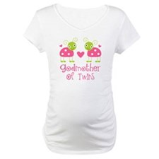 Godmother Of Twins Shirt