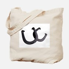 Lucky horseshoes Tote Bag