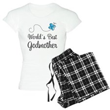World's Best Godmother Pajamas
