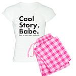 Cool Story Babe Women's Light Pajamas
