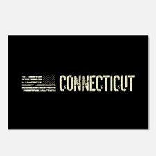 Black Flag: Connecticut Postcards (Package of 8)