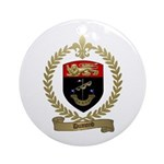 DUMOND Family Crest Ornament (Round)