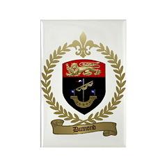 DUMOND Family Crest Rectangle Magnet (100 pack)