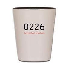 Cute 1337 Shot Glass
