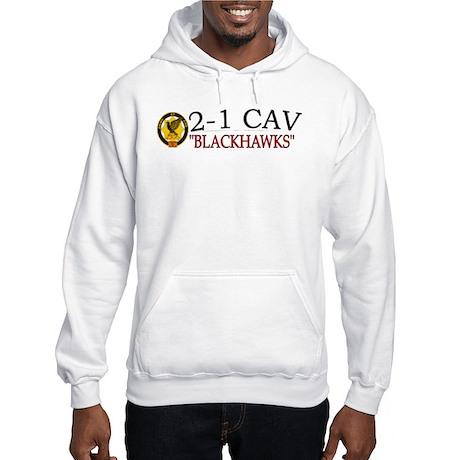 2nd Squadron 1st Cavalry Hooded Sweatshirt