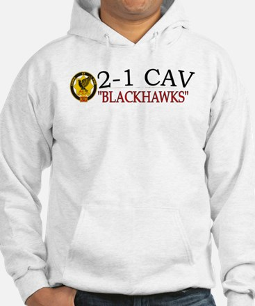 2nd Squadron 1st Cavalry Hoodie