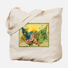 American Irish Tote Bag