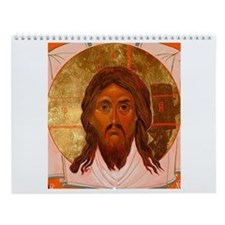 Funny Orthodox christian Wall Calendar