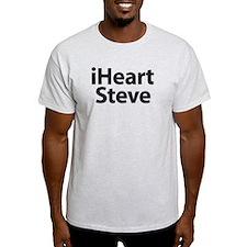 iHeart Steve T-Shirt