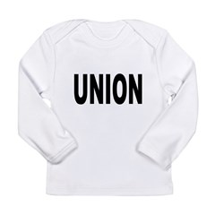 Union Long Sleeve Infant T-Shirt