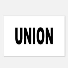 Union Postcards (Package of 8)