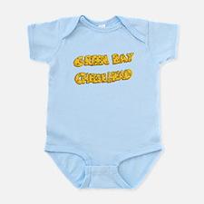 Cheesehead Infant Bodysuit