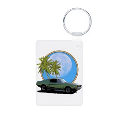67 Mustang Keychains